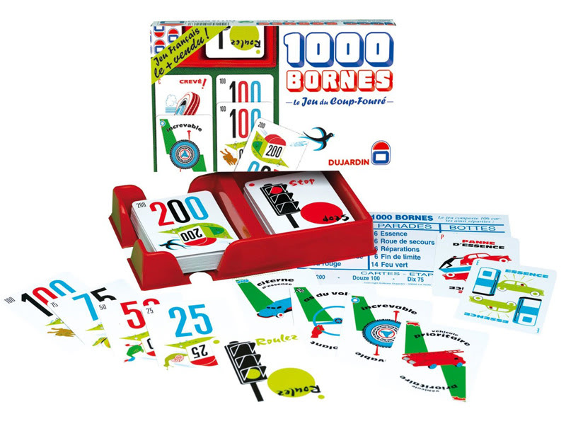 ma bo te jeux test mille bornes jeu de plateau et jeu de cartes ma bo te jeux jeux. Black Bedroom Furniture Sets. Home Design Ideas