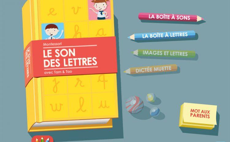 Le Son des Lettres Montessori