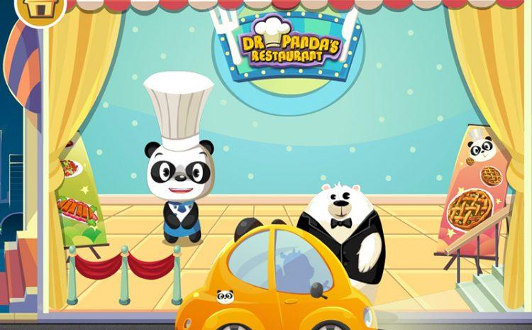 Docteur Panda au Restaurant